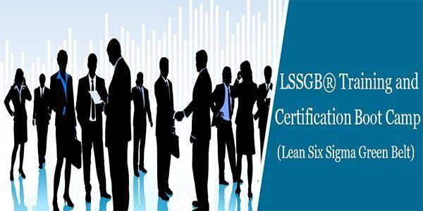 Lean Six Sigma Green Belt (LSSGB) Certification Course in Anaheim CA