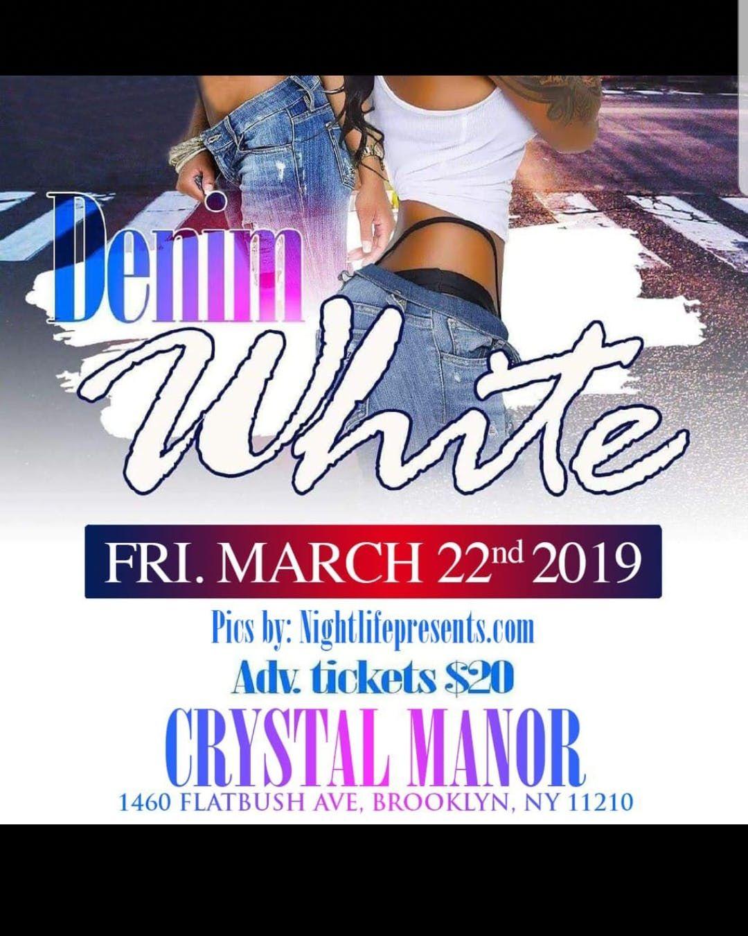 Denim & White 2019