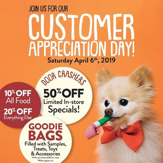 Customer Appreciation 2019