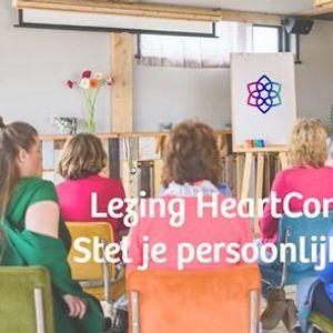Lezing 4 april Heerlen - Stel je persoonlijke vraag