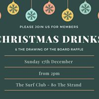 Members Christmas Drinks