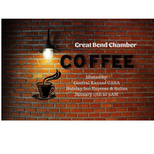 Great Bend Chamber Coffee Hosted By Central Kansas Casa At Holiday