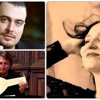 Concert Marie-Claude Chappuis Dmitry Sinkovsky &amp Luca Pianca