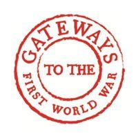 Gateways to the First World War