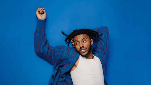 Amine at the Academy Dublin