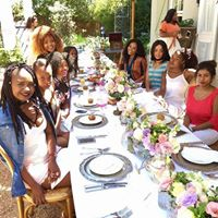 Classy Ladies Sundress Brunch and Shop