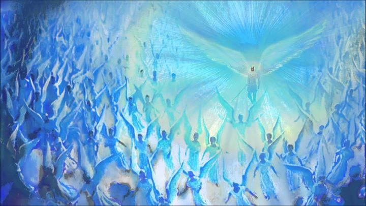 Archangel Michael & His Blue Forces Of Light Empowerment Series
