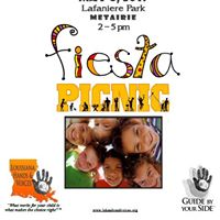 Fiesta Picnic Metairie Hands &amp Voices