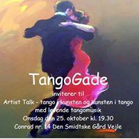 TangoGade - kunst og tangomusik