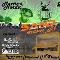 Sand Storm Lake-Maki b-party