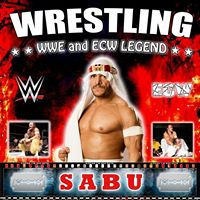 Wrestling Feat. SABU in WALSALL WEST MIDLANDS