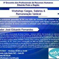 Workshop Cargos Salrios e Remunerao Varivel