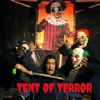 The Tent Of Terror 2017 Halloween Walkthrough And Fundraiser Opening Day
