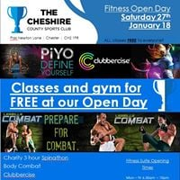 January 27th Open Day