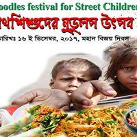 Noodles Festival for Street Children