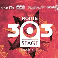 Route 303 Stage BSB _ Sexta-feira agora