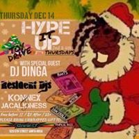 North Bay Toy Drive - Hype It Up &amp Casa Rasta Presents