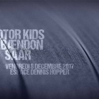 Concert  Abndon  Motor Kids  Saar