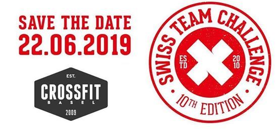 Swiss Team CHallenge CrossFit Basel