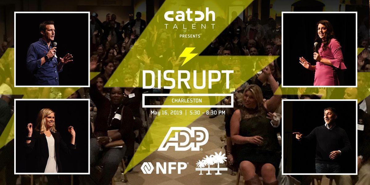 DisruptHR Charleston  Spring 2019