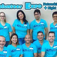 LGBT Volunteer Expo  Networking Night