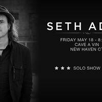 Seth Adam - New Haven CT - Cave A Vin