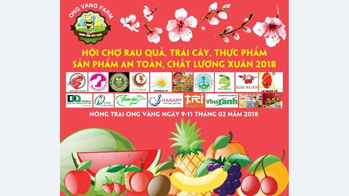Hi ch Rau qu thc phm an ton cht lng xun 2018