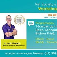 Workshop em Joinville (SC)