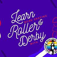 Kokeile roller derby ilmaiseksi Kallio Rolling Rainbown kanssa