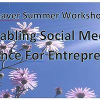 Enabling Social Media Presence for Entrepreneurs