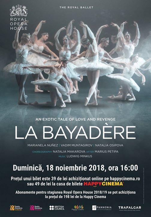 Sezonul Royal Opera House 20182019