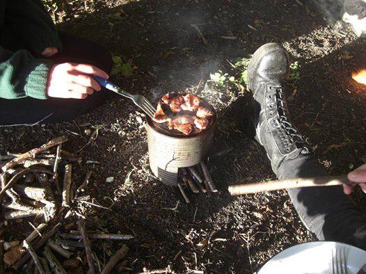 Scout Bushcraft Camp