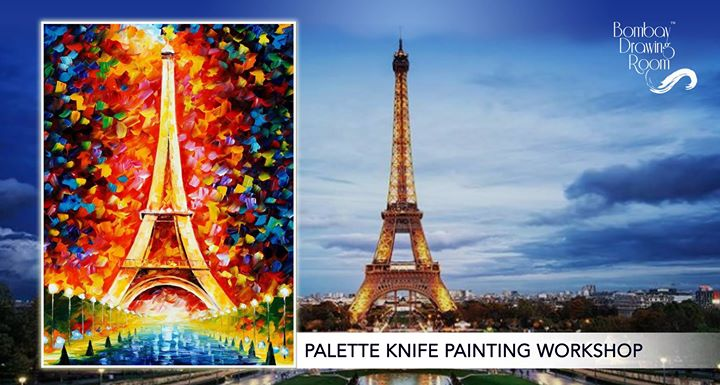Palette Knife Painting Workshop Powai