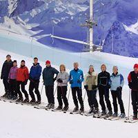 Telemark Skiing at ChillFactore
