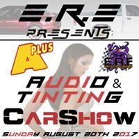 ERE &amp Aplus Audio &amp Tinting CarShow