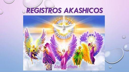 Taller Registros Akashicos Nivel 2