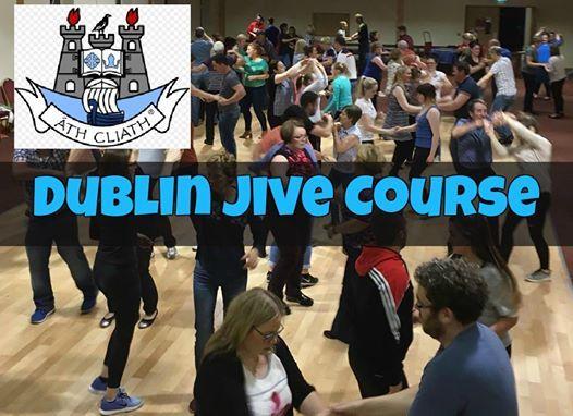 4 Week Jive Course - Dublin 9 - Marino Institute of Education