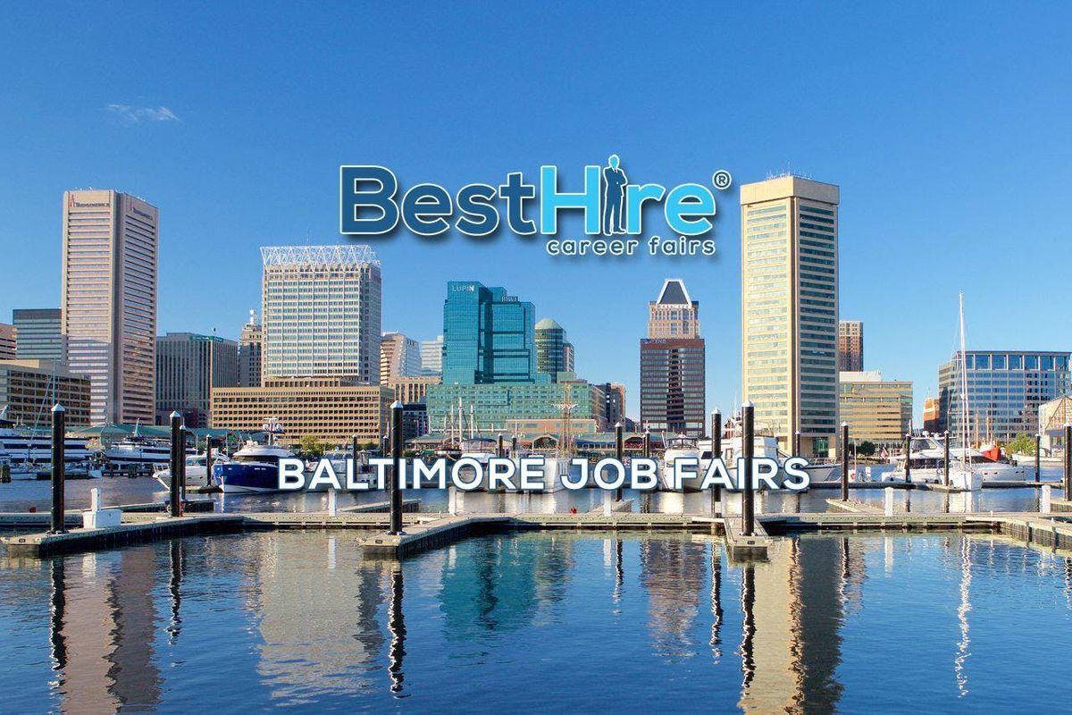 Baltimore Job Fair April 25 2019 - Career Fairs
