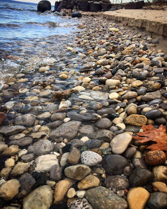 Petoskey Stone Festival! at Barnes Park Campground ...