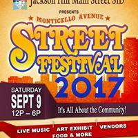 Monticello Avenue street festival 2017
