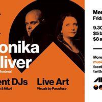 Music.Art.Ppl w VeroniKa &amp Oliver