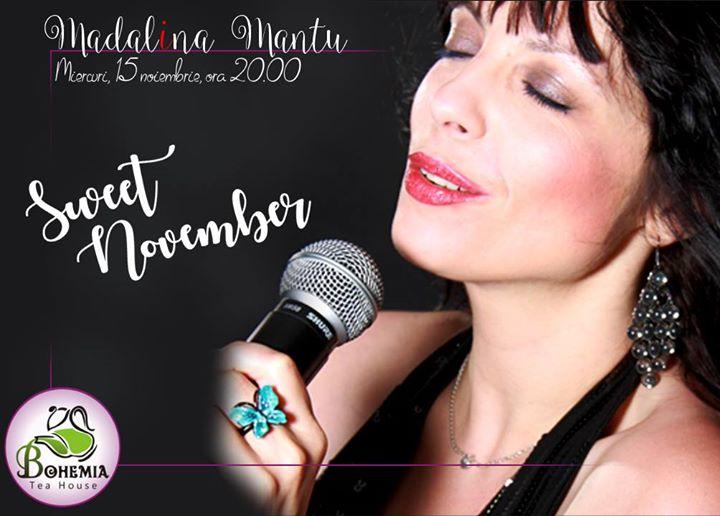 Concert Sweet November