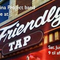 Paulina Project band - Live at Friendly Tap in Berwyn