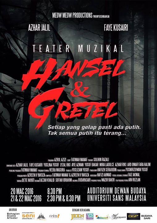 Teater Muzikal Hansel & Gretel
