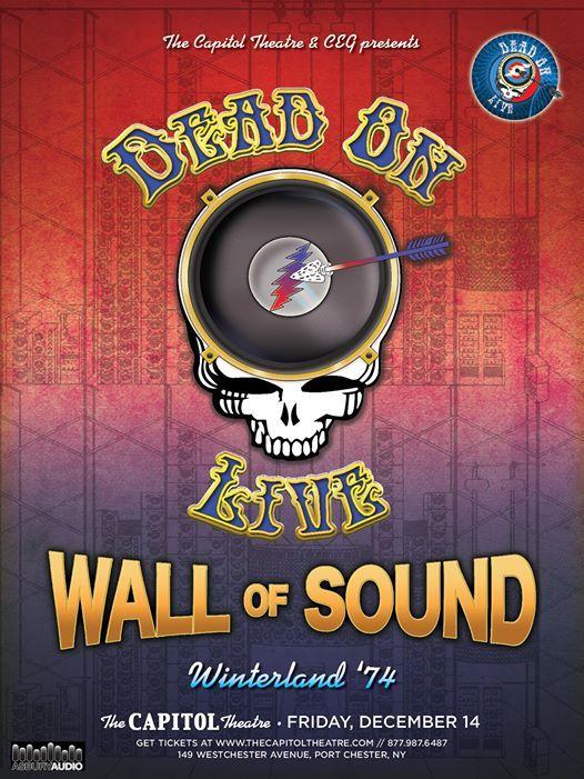 Dead On Live Wall of Sound w Doobie Decibel System