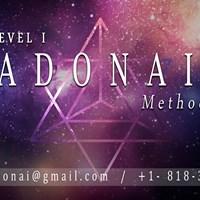 Adonai Method - Level 1 - 10th 11th March