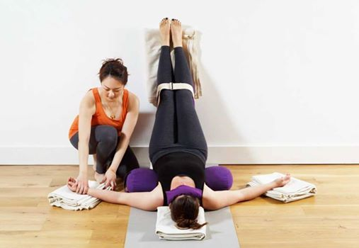 Relax and Restore Yoga Intensive with Adelene Cheong