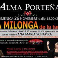 Milonga Alma Portea -co La Balera Dj Roberto El Yaguaron