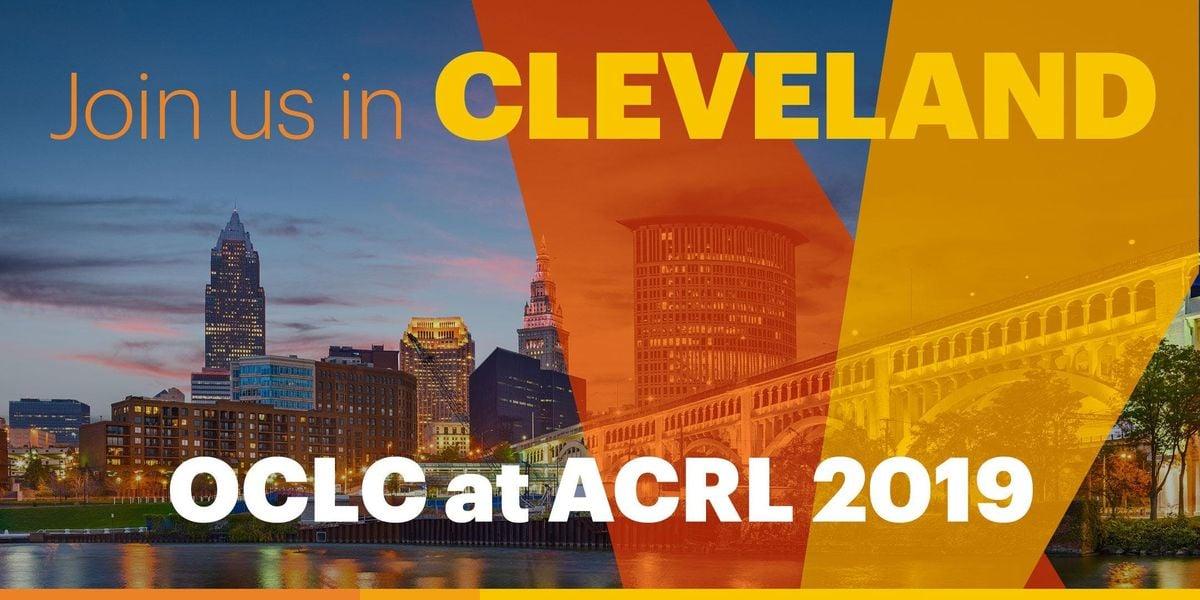 OCLC events at ACRL 2019