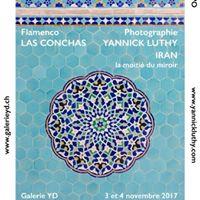 Expo &amp Concert - Iran la moiti du miroir